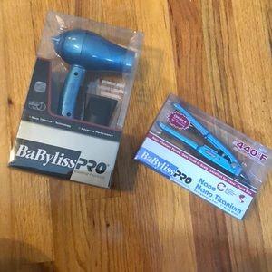 Babyliss Pro Nano Travel Set